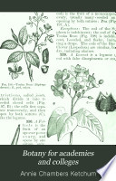 Botany for Academies and Colleges