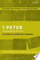 1 Peter  An Introduction and Study Guide Book PDF