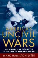 America's Uncivil Wars Pdf/ePub eBook