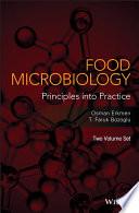 """Food Microbiology: Principles into Practice"" by Osman Erkmen, T. Faruk Bozoglu"