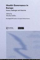 Health Governance in Europe