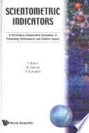 Scientometric Indicators Book PDF