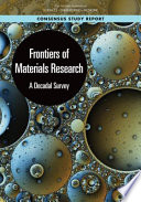 Frontiers of Materials Research