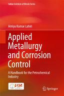 Applied Metallurgy and Corrosion Control Pdf/ePub eBook