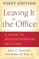 Leaving It at the Office  First Edition