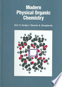Modern Physical Organic Chemistry Book PDF
