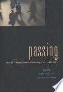 Passing Book