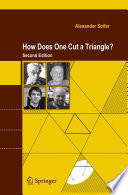 How Does One Cut a Triangle
