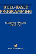 Rule-Based Programming - Seite ii