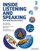 Inside Listening and Speaking, Level 3