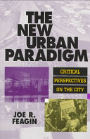 The New Urban Paradigm