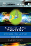 Writing for Science and Engineering