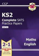 KS2 Maths and English Sats Practice Papers (Updated for the 2017 Tests) - Pack 2