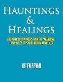 Hauntings   Healings