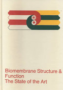 Biomembrane Structure   Function