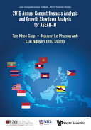 2016 Annual Competitiveness Analysis And Growth Slowdown Analysis For Asean 10
