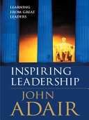 Inspiring Leadership   Learning from Great Leaders