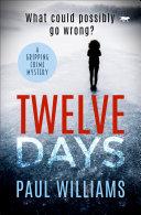 Twelve Days [Pdf/ePub] eBook