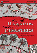 Natural Hazards, UnNatural Disasters