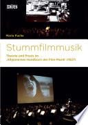 Öffnen Sie das Medium Stummfilmmusik von Fuchs, Maria im Bibliothekskatalog