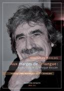 Pdf Aux marges de la langues argots, style et dynamique lexicale