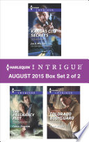 Harlequin Intrigue August 2015 Box Set 2 Of 2