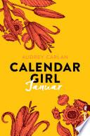 Calendar Girl Januar