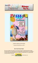 500 Caribbean Rum Recipes