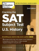 Cracking the Sat U. S. History Subject Test