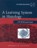 A Learning System in Histology Book