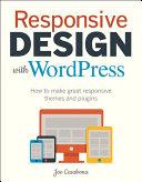 Responsive Design with WordPress Pdf/ePub eBook