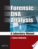 Forensic Dna Analysis Book PDF
