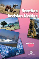 Pdf Vacation Decision Making
