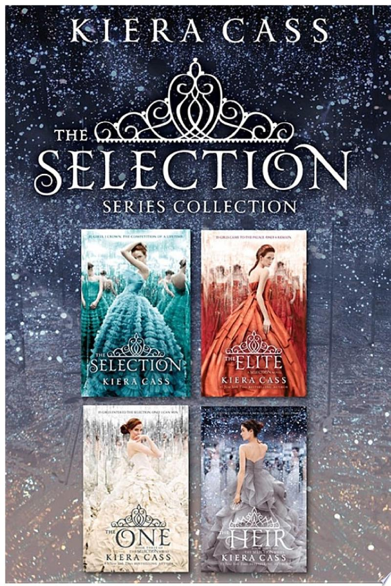 The Selection Series 4-Book Collection image
