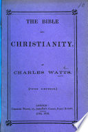 The Bible and Christianity Book PDF