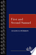 First And Second Samuel