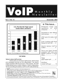 VoIP Monthly Newsletter