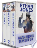 Javin Pierce Spy Thriller Series Box Set Books 1 3