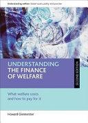 Understanding the Finance of Welfare