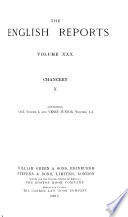 The English Reports
