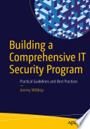 Building a Comprehensive IT Security Program Book
