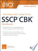 Cover of The Official (ISC)2 Guide to the SSCP CBK