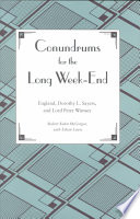 Conundrums for the Long Week end Book