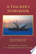 A Teacher S Storybook