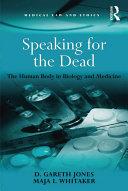 Speaking for the Dead