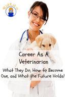 Career As A Veterinarian