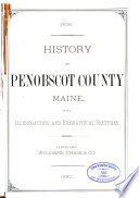 History of Penobscot County, Maine