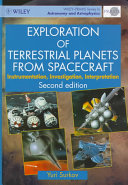 Exploration of Terrestrial Planets from Spacecraft Book