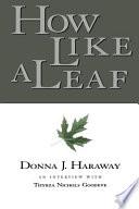 How Like a Leaf
