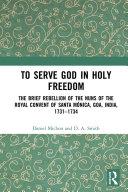 To Serve God in Holy Freedom Pdf/ePub eBook